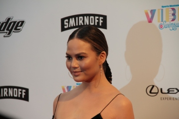 Chrissy Teigen, Sports Illustrated Vibes Festival 2017