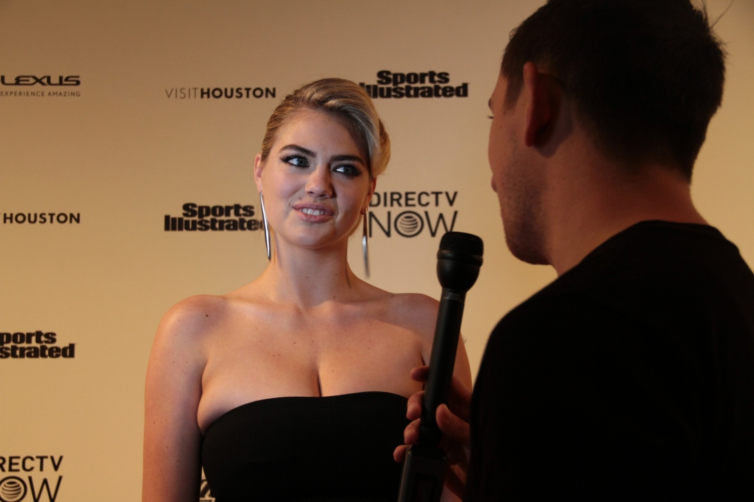 Kate Upton, Sports Illustrated Vibes Festival 2017