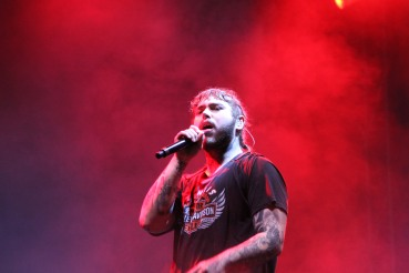 Post Malone, Free Press Summer Fest, 2017