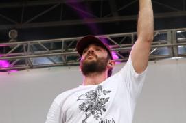 Jon Bellion, Free Press Summer Fest, 2017