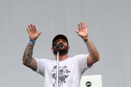 Jon Bellion, Free Press Summer Fest, 2017