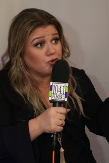 Kelly Clarkson, American Music Awards, 2017